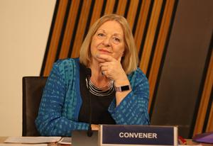 Linda Fabiani said she was 'disappointed' by the response of former first minister Alex Salmond (Andrew Milligan/PA)