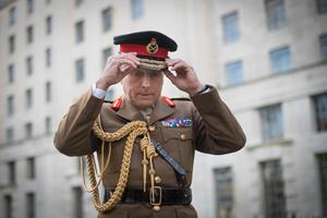 Sir Nick Carter said increased use of AI would help troops make quicker decisions (Stefan Rousseau/PA)