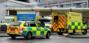 The Prime Minister says the extra funding will enable hospitals to upgrade AandE facilities (Peter Byrne/PA)
