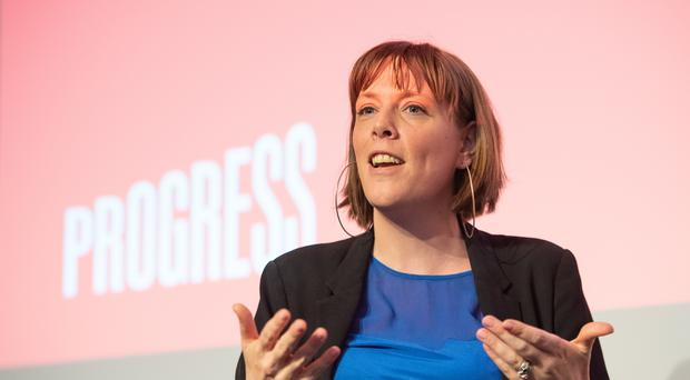Jess Phillips says she might consider a run for the Labour leadership (PA)