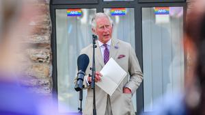 The Prince of Wales has praised the Covid-19 effort of GP surgeries in a speech delivered during a visit to a Cornwall GP practice with the Duchess of Cornwall (Ben Birchall/PA)
