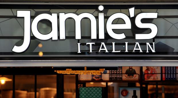 Jamie's Italian was one chain which bit the dust in 2019 (PA)