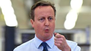 Prime Minister David Cameron is spelling out his case for reforming the European Union as he prepares for next week's crunch summit in Brussels
