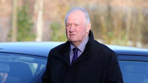 Former chief superintendent David Duckenfield is giving his second day of evidence