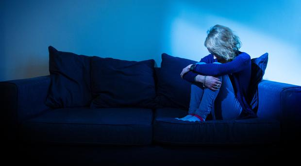 More than one in four young people referred to specialist mental health services are rejected for treatment, a report said (Dominic Lipinski/PA)