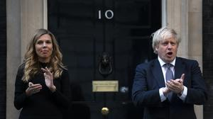 Prime Minister Boris Johnson and Carrie Symonds are to head to Scotland on holiday (Victoria Jones/PA)