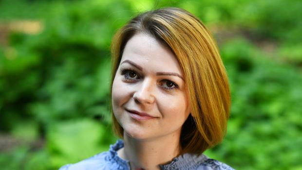 Yulia Skripal plans to return to Russia eventually (Dylan Martinez/PA)