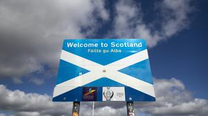 The cluster includes cases on both sides of the border between Scotland and England (Jane Barlow/PA)
