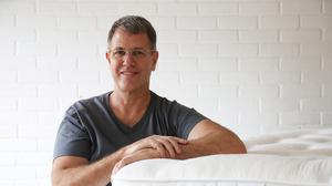 Founder Warren Evans said his new company will be the first 'reputable online mattress retailer' (Warren Evans/PA)