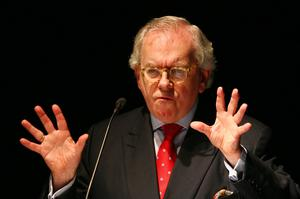 Dr David Starkey faced significant backlash over his comments in the interview (Gareth Fuller/PA)