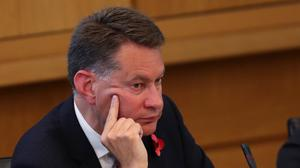 Murdo Fraser of the Scottish Conservatives is among nine MSPs who have written a letter opposing efforts to legalise assisted suicide (Jane Barlow/PA)