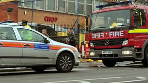 The government wants closer collaboration between the emergency services