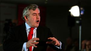 Former Prime Minister Gordon Brown says the UK is better off in the EU