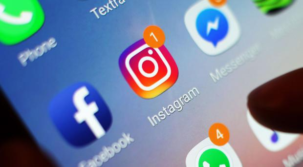 Instagram has been trialling removing the total number of likes on posts (Yui Mok/PA)