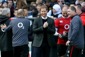 England Training Session and Press Conference – Twickenham Stadium