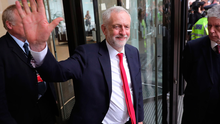 Demand: Jeremy Corbyn