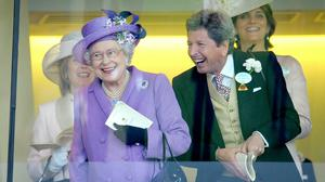The Queen will likely have felt a tinge of disappointment at not being there to see her winning horse at Royal Ascot, her bloodstock adviser John Warren said (Tim Ireland/PA)