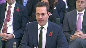 James Murdoch has resigned from News Corporation's board of directors (PA)