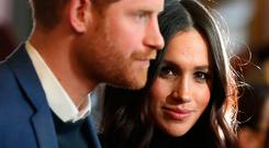 Harry and Meghan have turned their backs on life as part of the Royal family