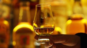 The auction involved 3,900 bottles of whiskky (David Cheskin/PA)