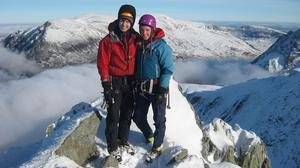 Rachel Slater and Tim Newton were reported missing on February 15 (PA/Police Scotland)