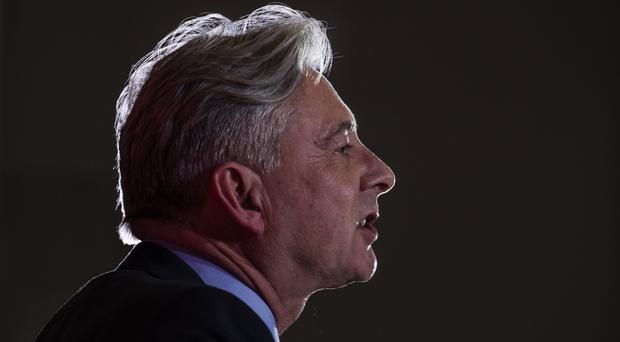 Scottish Labour leader Richard Leonard said he was 'deeply disappointed' by the election results (PA)
