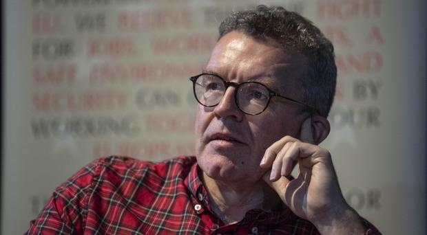 Tom Watson made his comments in an interview with The Guardian newspaper (Victoria Jones/PA)