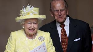 The Queen and the Duke of Edinburgh delayed travelling to Norfolk