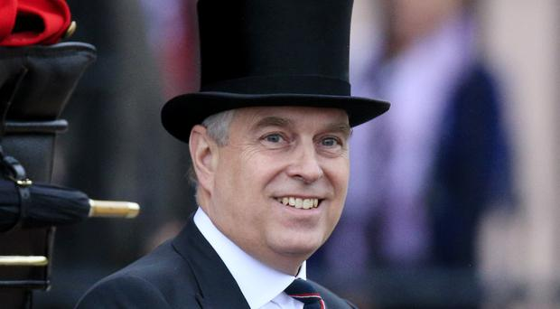 The Duke of York's security is reportedly being downgraded (Jonathan Brady/PA)