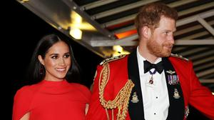 Meghan was advised to write letter to father by two senior royals (Simon Dawson/PA)