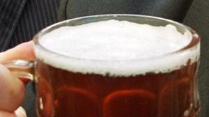 Beer consumption levels varied widely from country to country