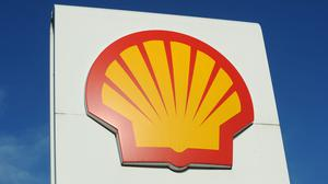 Royal Dutch Shell said it expects to book a major write-down (Anna Gowthorpe/PA)