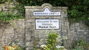 The mayor of Barnard Castle says Dominic Cummings should have apologised for coming to the town during lockdown (Tom Wilkinson/PA)