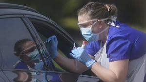 A cluster of cases has been discovered in the cross-border area in Dumfries and Galloway (PA)