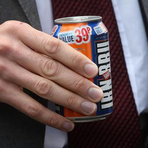 The Advertising Standards Authority said most complainants thought the Irn Bru ad was offensive and irresponsible
