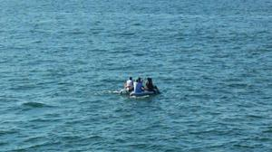 French authorities rescuing more migrants (Prefecture maritime Manche et Mer du Nord/PA)