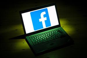 Facebook said the flaw had been caused by a feature that enabled users to confirm their account and import their email contacts at the same time (stock photo)