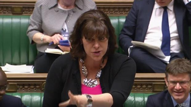 Tory minister Claire Perry (Parliament TV/PA)