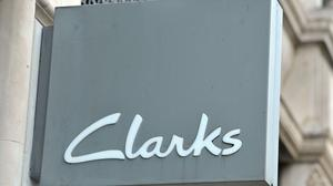 Clarks will stop paying rent on 60 of its stores (Nick Ansell/PA)