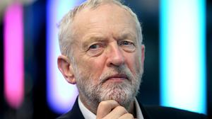 Labour has moved to distance itself from a series of pro-Corbyn social media groups (Jane Barlow/PA)