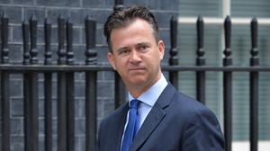 A kayak and three rowing machines were among items stolen from MOD property, revealed defence minister Mark Lancaster