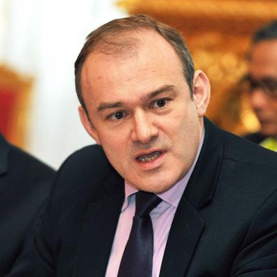 Ed Davey says economic and energy progress would be seriously affected by the uncertainty and disruption of Scottish independence