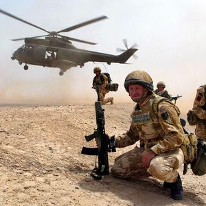 British troops will not be returning to Iraq