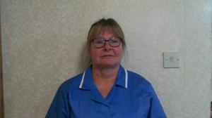 Karen Hutton died on April 28 after testing positive for Covid-19 (Thistle Healthcare/PA)