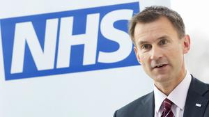 The Health Secretary is also facing a legal challenge from the BMA over the contracts
