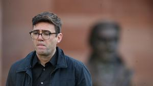 Mayor Burnham argues there's a 'clear case' for Manchester to exit Tier 3 (Martin Rickett/PA)