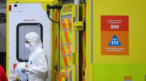 Doctors, nurses and paramedics from abroad are to have their UK work visas extended so they can 'focus on fighting coronavirus' (Victoria Jones/PA)