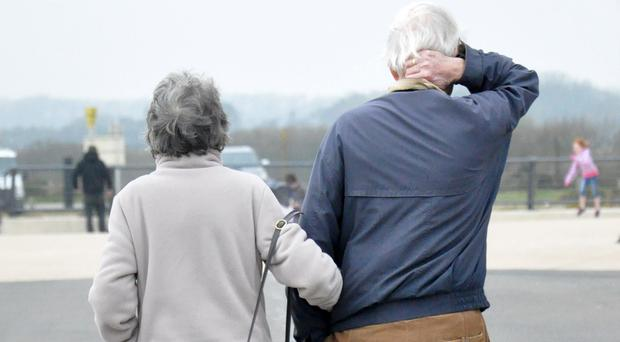 Alzheimer's is the most common form of dementia, with more than 520,000 people in the UK suffering from the disorder (Kirsty O'Connor/PA)