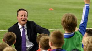 "The Prime Minister insisted no British youngster should endure ""second-rate"" schooling"