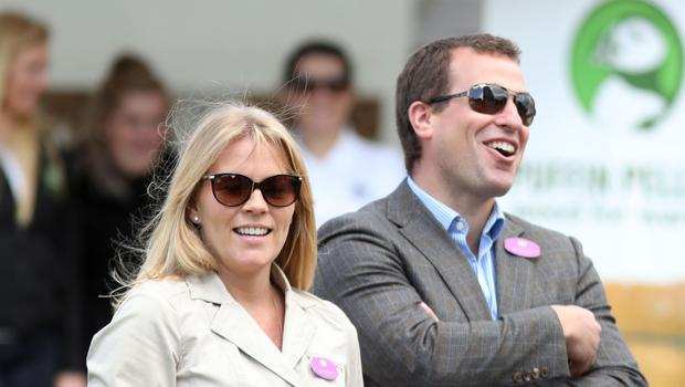 Autumn Phillips and Peter Phillips have separated (Steve Parsons/PA)